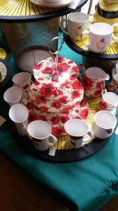 Poppy China Set