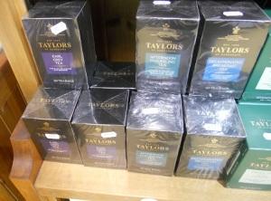 dr taylors tea