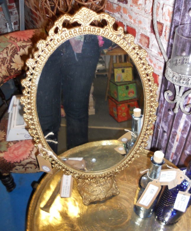 Such a lovely mirror!