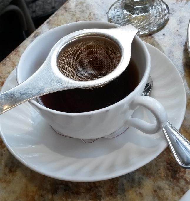 Tea pre-milk