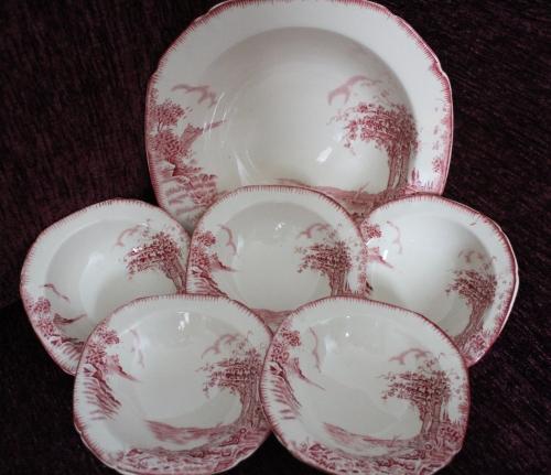 Royal Ivory Bowls