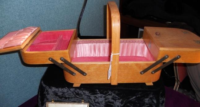 Folding Sewing Box