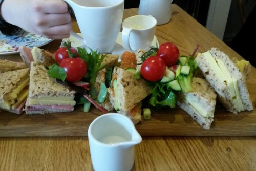 afternoon tea helmsley